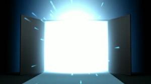 door-opening-to-shining-light