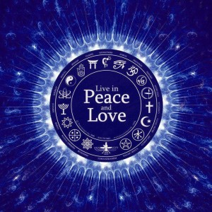 peacd and love